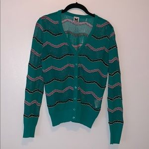 M Missoni Cardigan Size 40 IT